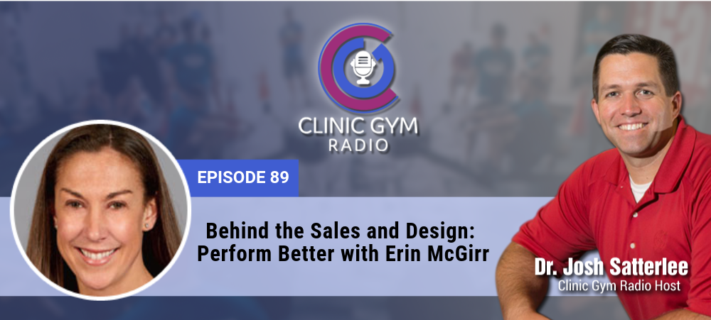 Image for Behind the Sales and Design: Perform Better with Erin McGirr